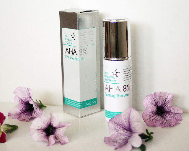 Mizon AHA 8% Peeling Serum