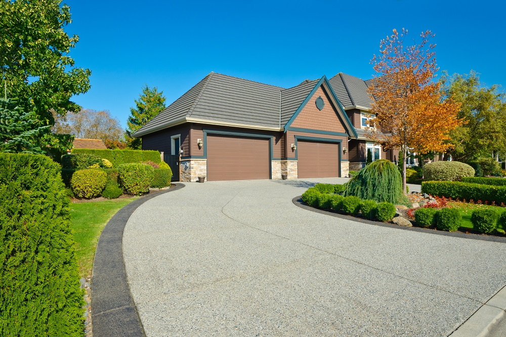 Need a New Driveway? Try Exposed Aggregate Concrete
