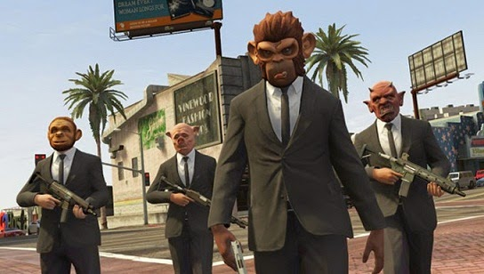 GTA 5, Heists Assaults, Online Multiplayer