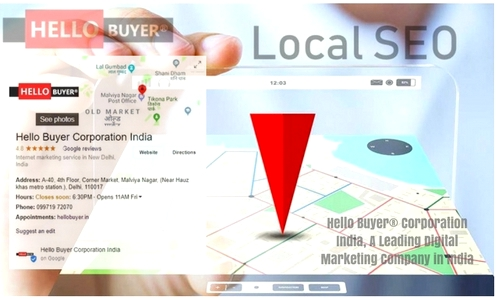 Hello Buyer - Local SEO