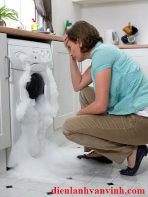 Xử lý, khắc phục sự cố máy giặt tại đà nẵng cho gia đình bạn