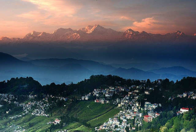 Darjeeling Weather - West Bengal