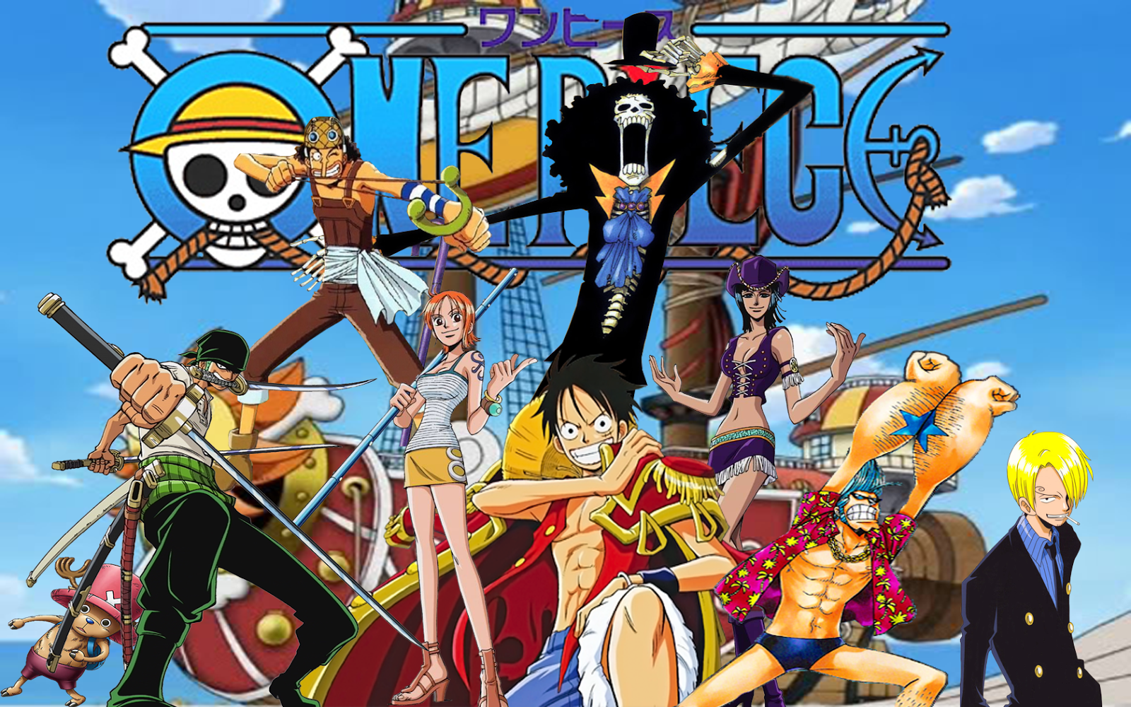 One piece free will download
