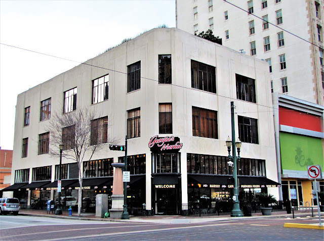 Downtown location of Georgia's Market in February 2012