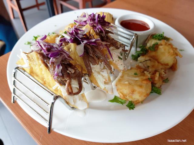 Lamb Tacos - RM21