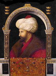 Fatih Sultan Mehmed Portresi