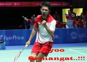 Ayo Semangat Indonesiaku