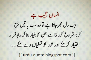 Urdu Lovely Quotes 8