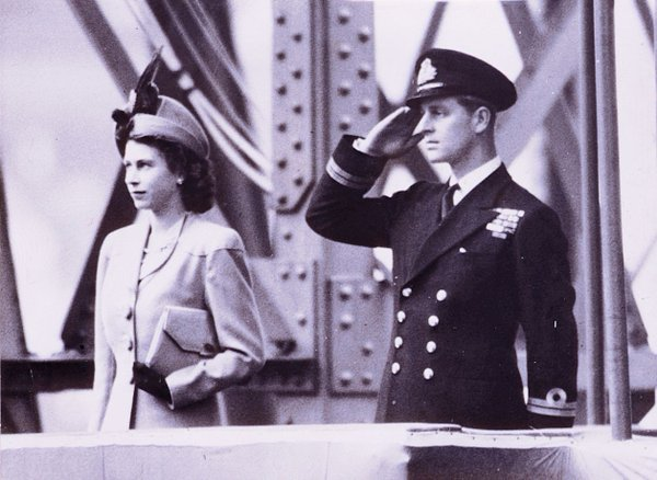 Cunard Line's Tribute to the Queen