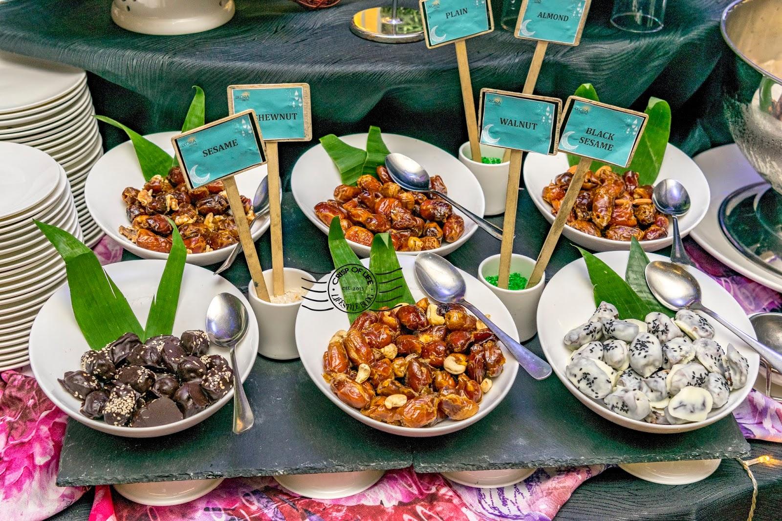 Kampungku Buffet Dinner at Ixora Hotel Penang