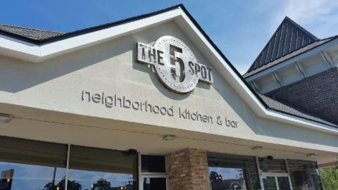 The 5 Spot Neighborhood and Family Restaurant Savannah GA