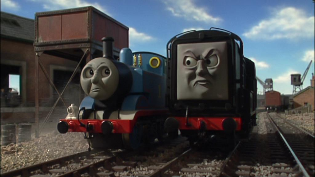 diesel from thomas and friends - photo #30