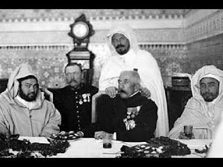 المغرب تحت نظام الحماية