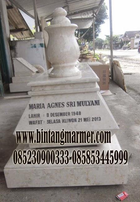Jenis Makam Marmer Tulungagung