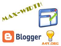 Auto resize Images Blogger/Blogspot
