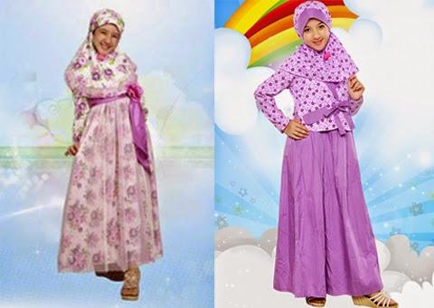 model baju muslim anak 2016