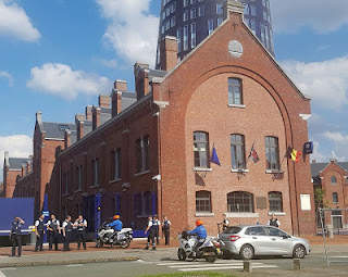 , Just In: Two Female Police Officers Attacked In Front Of Belgian Police Station, Latest Nigeria News, Daily Devotionals & Celebrity Gossips - Chidispalace