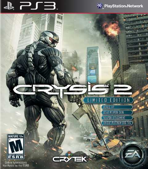 Crysis 2 - Download game PS3 PS4 RPCS3 PC free