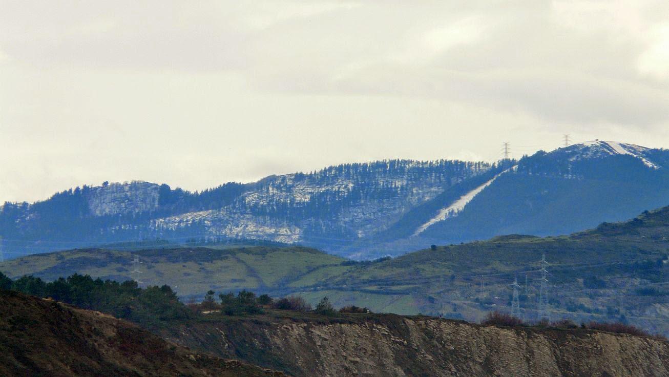 montes nevados