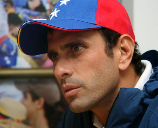 """Lo que le dijo Capriles a Maduro sobre el """"chiste de la dieta"""" de los venezolanos"""