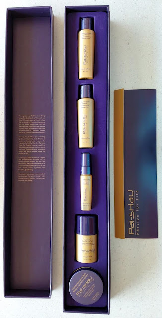 pai-shau products in ritual box