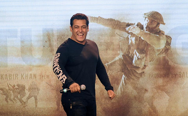 Bollywood Superstar Salman Khan Disappoints Big-Time In 'Tubelight'