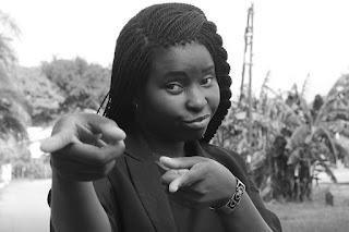Black, Woman, Attitude