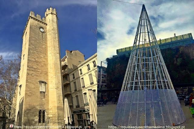 PRAÇA DO RELÓGIO, Avignon