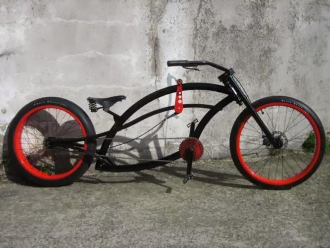 Jenis-Jenis Sepeda Lowrider ~ Sepeda-Gowess