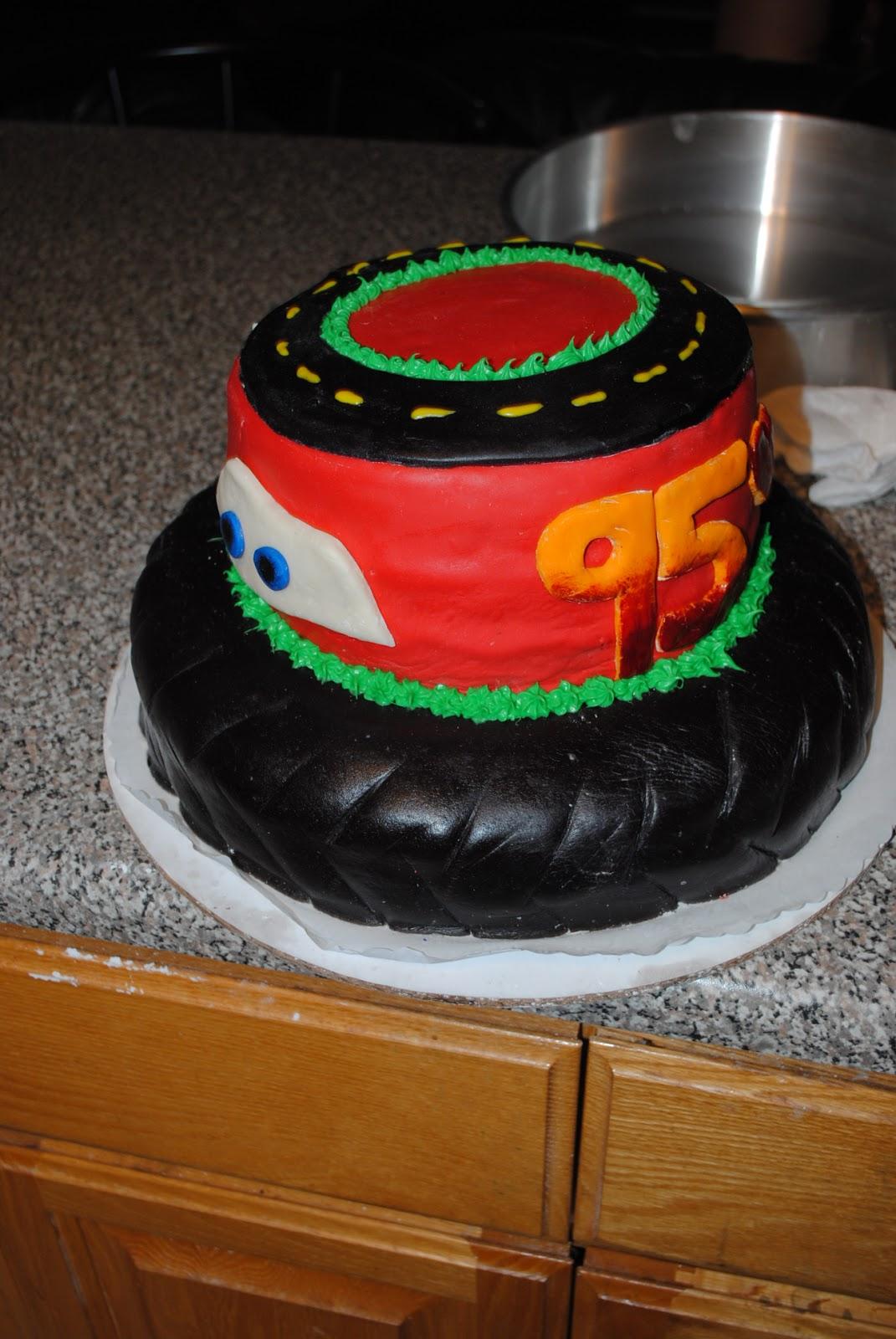 Sams Cute Cakes Disney Cars
