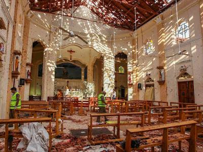 Para Pemimpin Dunia Kutuk Serangan Teror Bom Paskah di Sri Lanka