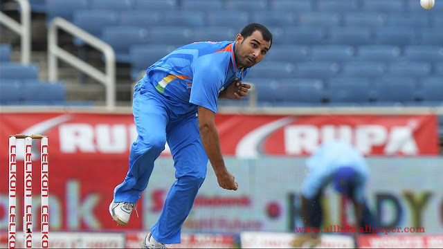 Mohammed Shami Hd Photos