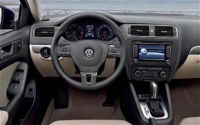 Interior del Volkswagen Jetta