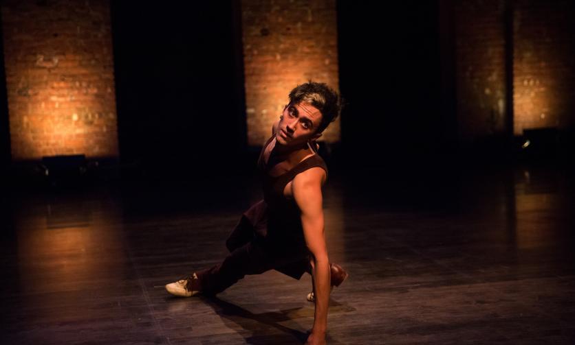 Infinitebody The Joyces American Dance Platform Welcomes Caleb
