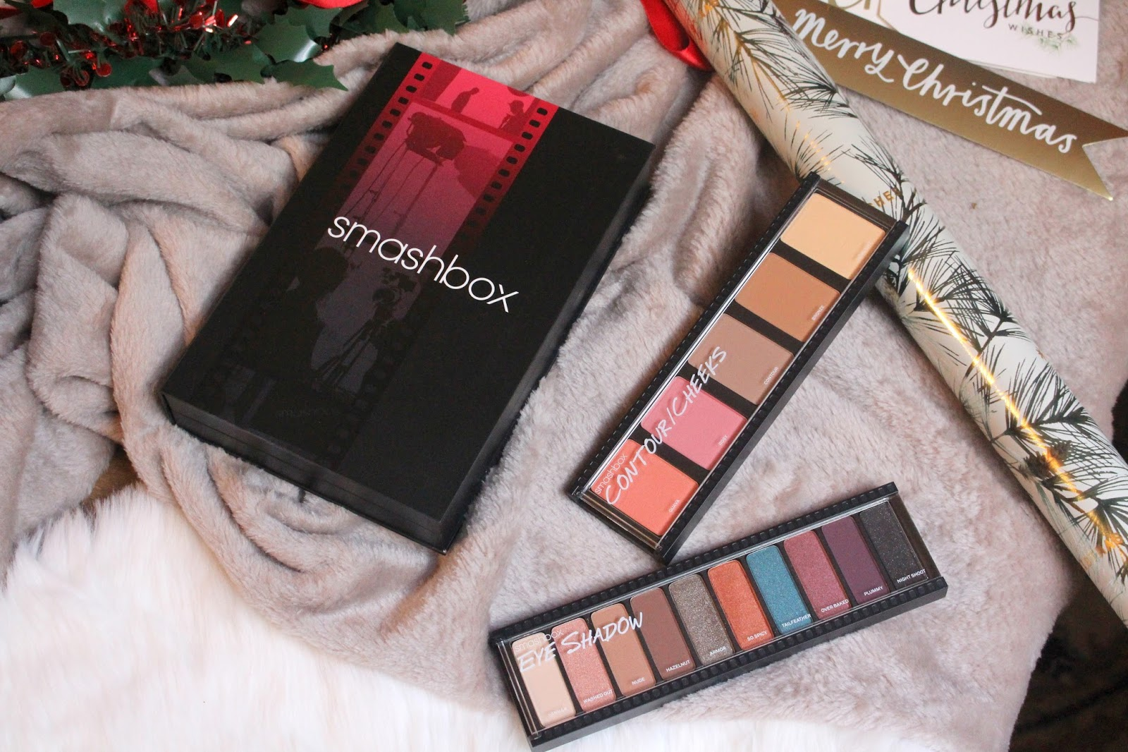 christmas offers smashbox gift
