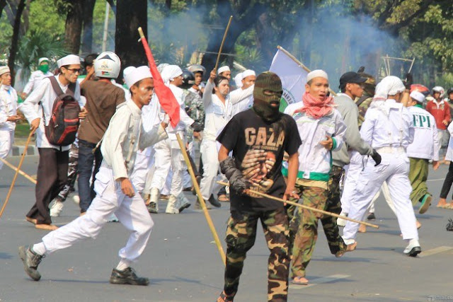 Masuk Daftar Ormas Radikal di Survei Ini, Komentar Front Pembela Islam......
