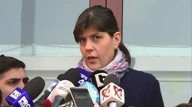 Laura-Codruta Kovesi, la Curtea de Apel Ploieşti: Primul termen în proces!