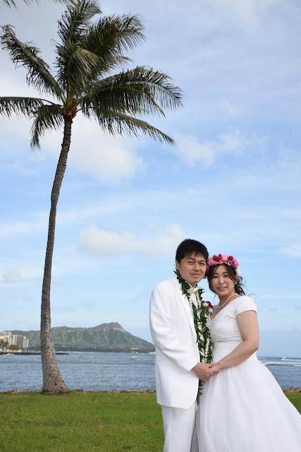 Magic Island Honeymoon