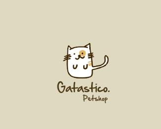 25 ejemplos de diseños de logos inspirados en gatos