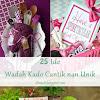 25 Ide Kemas Hadiah dalam Wadah Kado Cantik nan Unik