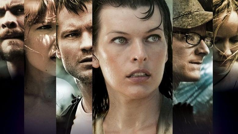 El Escape Perfecto (HD 720P y español Latino 2008) Poster box code
