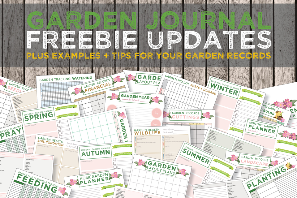 image regarding Free Printable Garden Journal titled Environmentally friendly in just Correct Lifestyle: Strategies for Building and Maintaining a Back garden