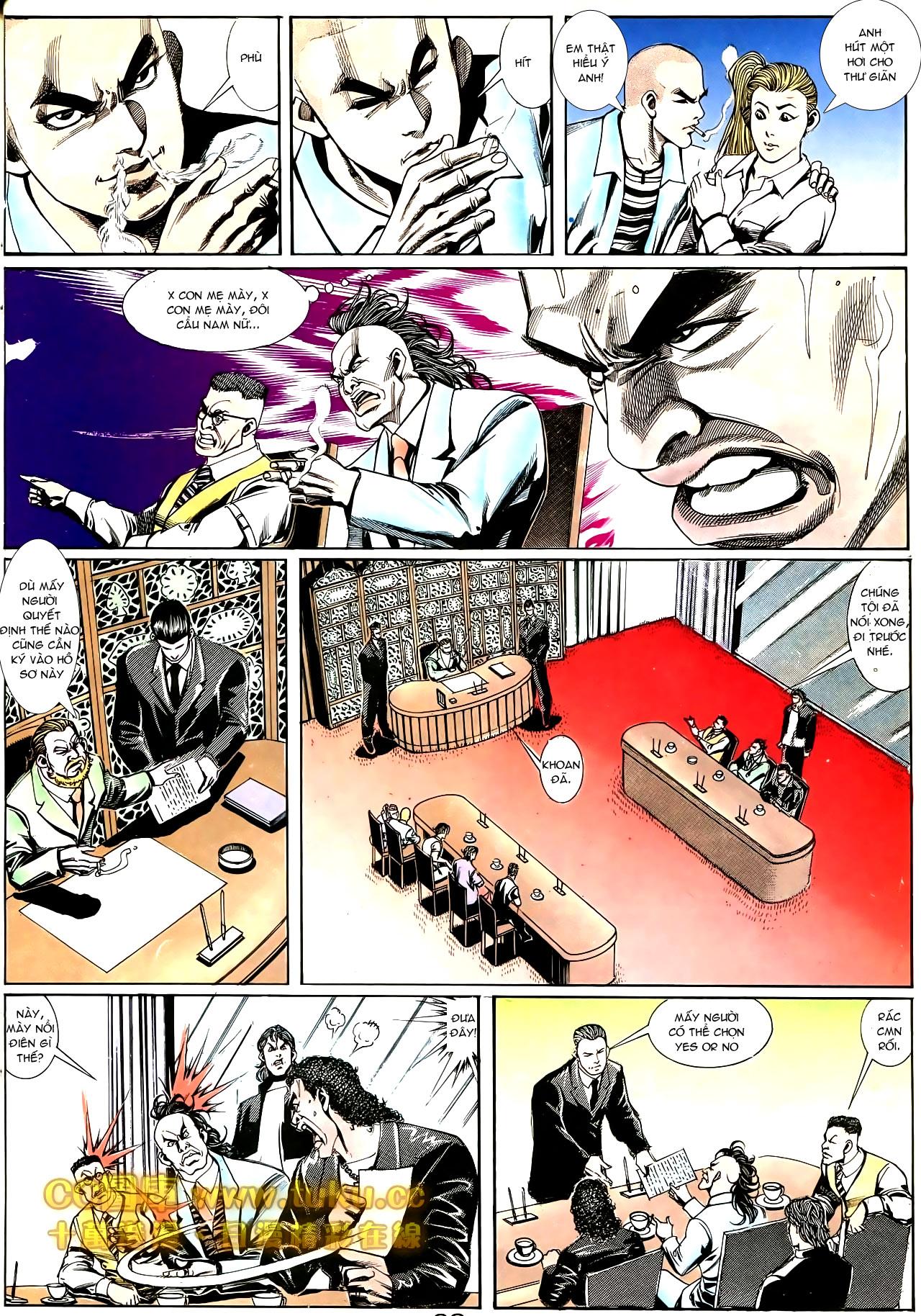 Người Trong Giang Hồ chapter 187: huynh đệ tình trang 19