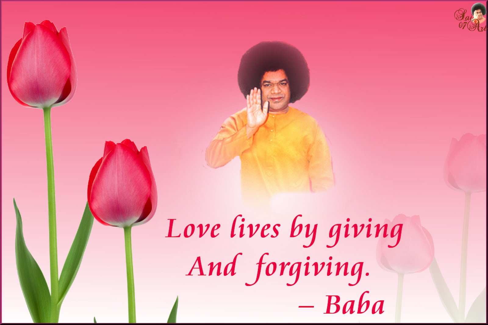 Quotes Of Bhagavan Sri Sathya Sai Baba: April 2011