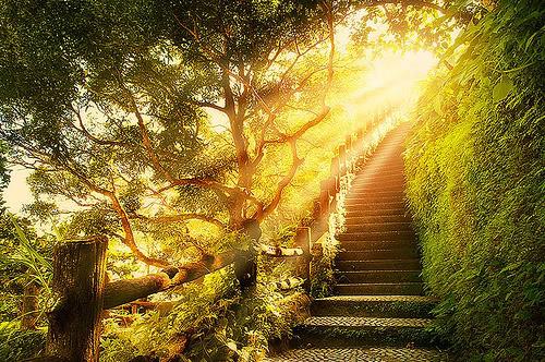 Sun Ray Stairs, Australia