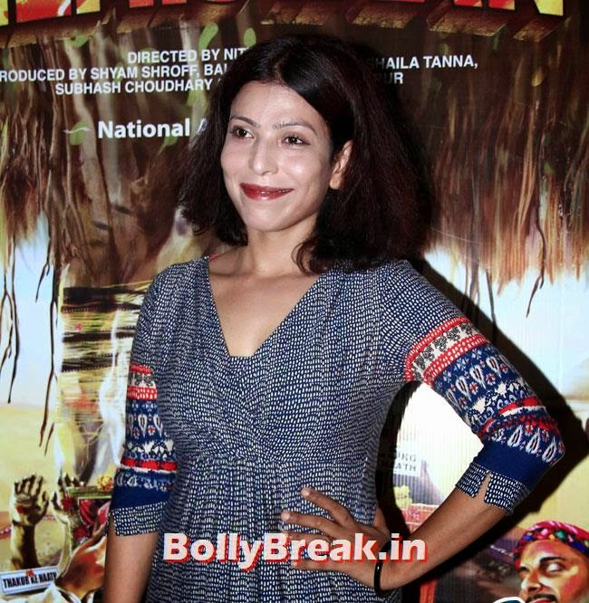 Shilpa Shukla, Aditi Rao, Shilpa, Tisca at Filmistaan Movie Special Screening at Lightbox