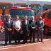 Bomberos aumenta su flota de vehículos y equipamiento: no le toca a Durazno