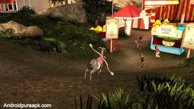 Goat Simulator GoatZ Full Apk Paid