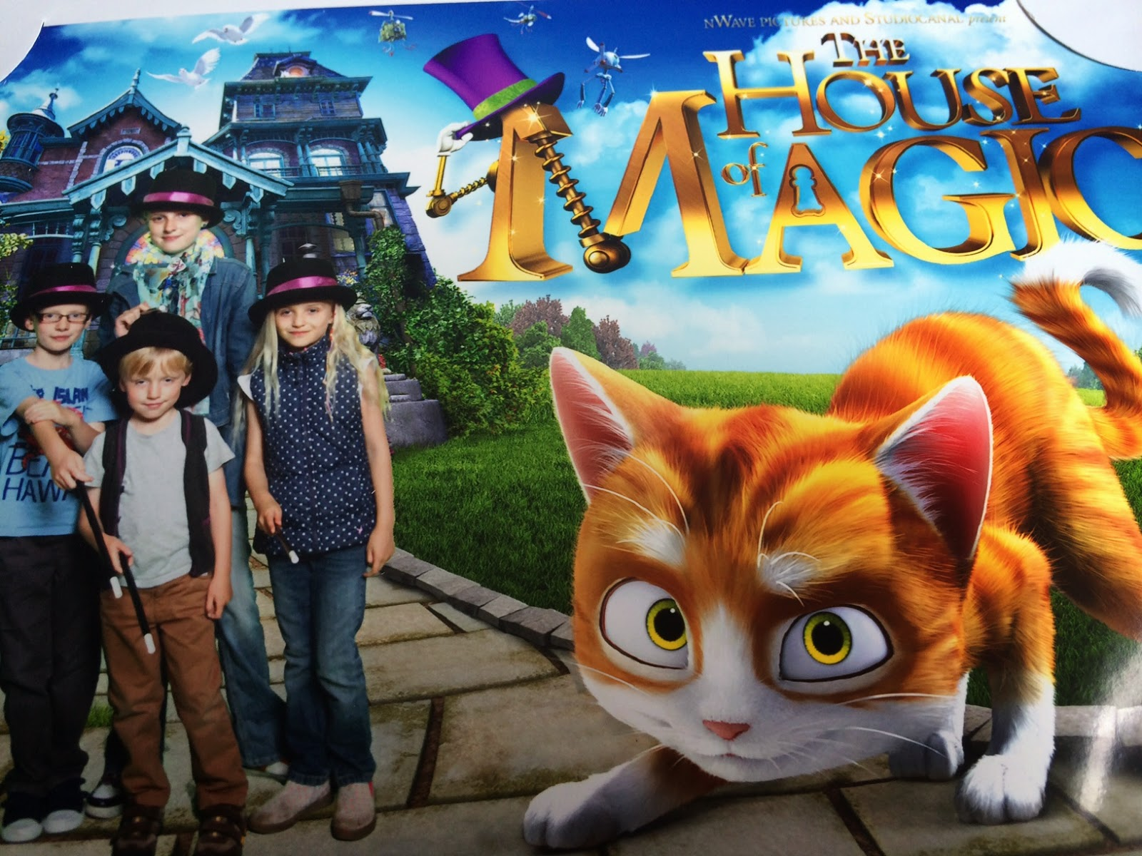 The House of Magic movie