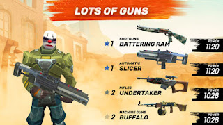 Guns of Boom Online Shooter Mod Apk Versi Terbaru Anti Ban